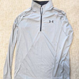 NWT Under Armour Heat Gear Men's Half-Zip Pullover